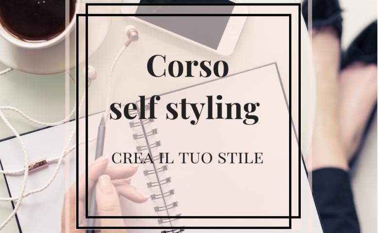 corso self styling crea il tuo stile