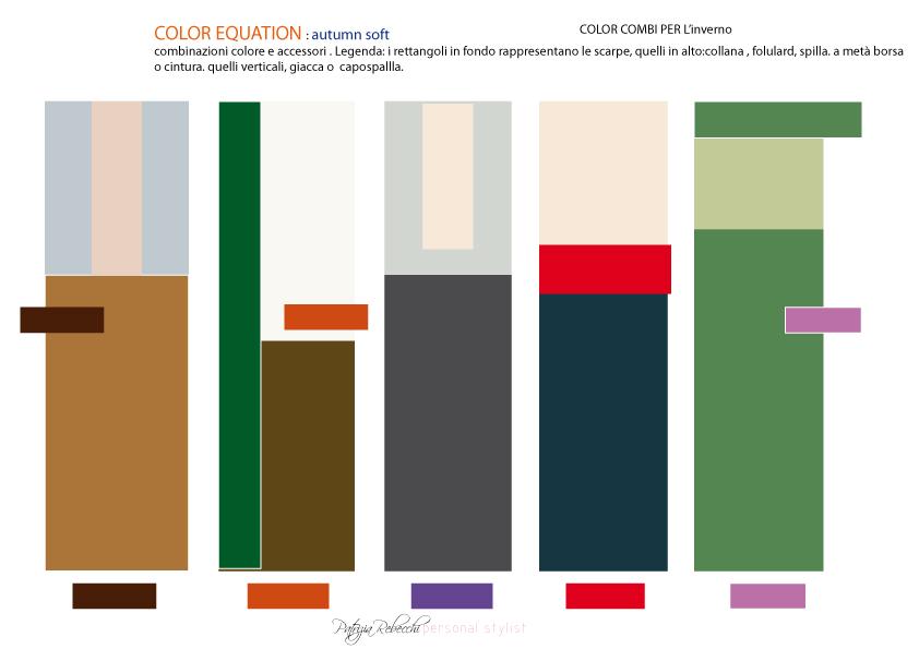 scheda color combi