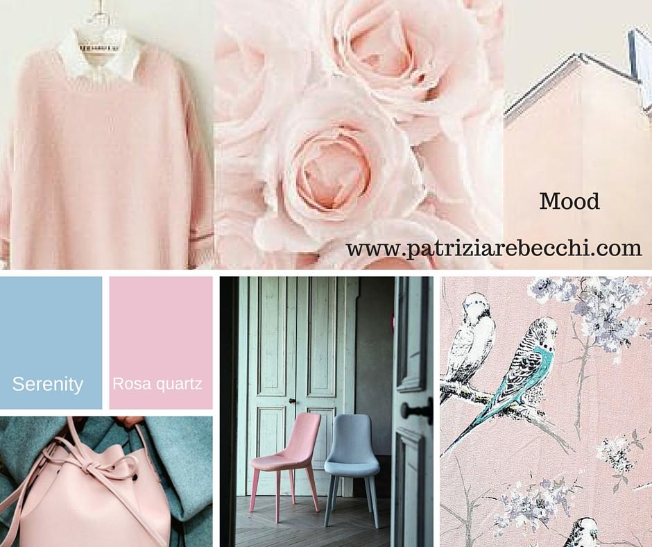 moodboard style guide per visual identity