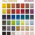 colori autunno inverno 2016/17
