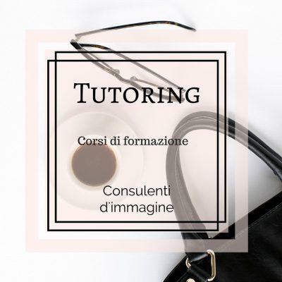 tutoring per consulenti d'immagine